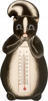 Songbird Essentials Thermometer Small Skunk