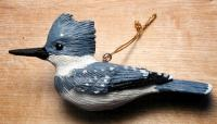 Songbird Essentials Kingfisher Ornament