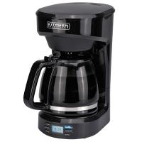 Kitchen Selectives 12 Cup Programmable Coffeemaker