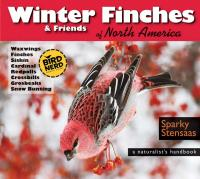 Adventure Publications Winter Finches & Friends