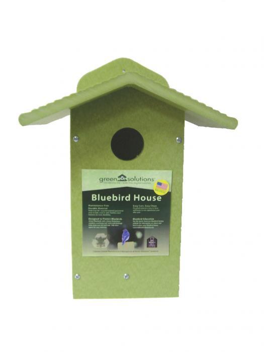 Green Solutions Bluebird House