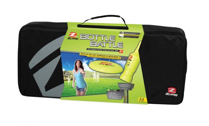 Zume Games Bottle Battle Game