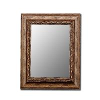 Hitchcock-Butterfield 39x49 Antique Copper Mirror