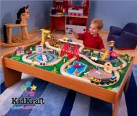 KidKraft Ride Around Town Train Set