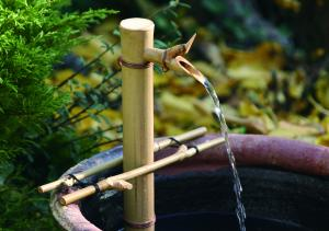 Bird Bath Accessories by Bamboo Accents