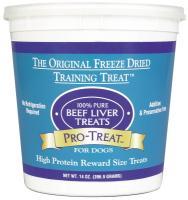 Freeze Dried Liver Treat