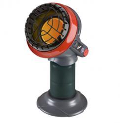 "Portable ""Little Buddy"" Heater 3,800 BTU"
