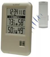 La Cross Wireless Weather Station with Moon Phase,WS-9066U-IT-CBP