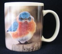 Songbird Essentials Mug 11 oz. Mad Bluebird/Cs of 4