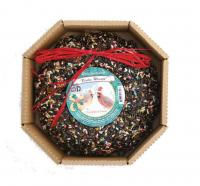 Pine Tree Farms Holiday Season Birdie Wreath