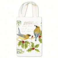Alice's Cottage Cedar Waxwing Gourmet Gift Caddy