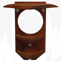 Schrodt Songbird Window Bird Feeder