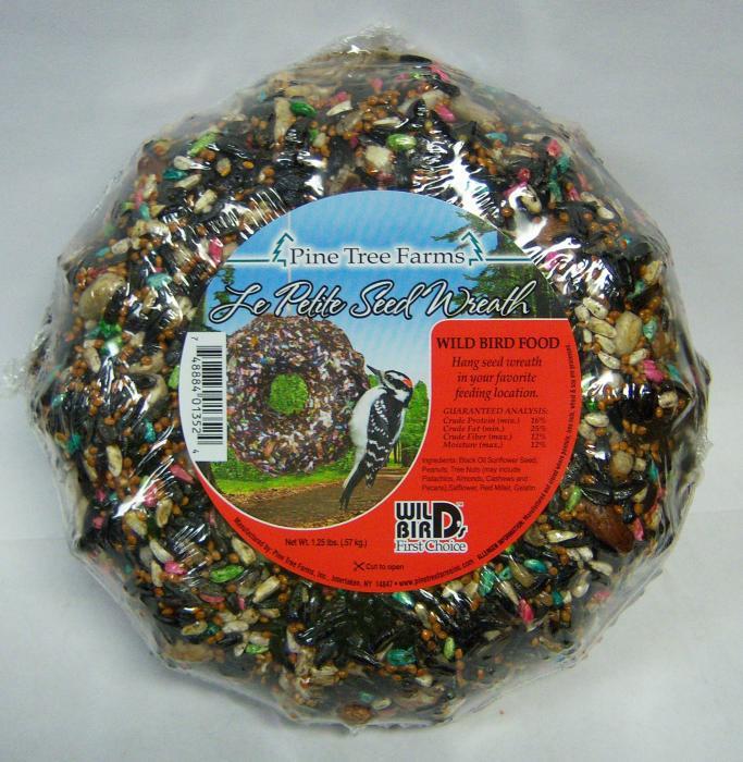 Pine Tree Farms Le Petit Mini Wreath 1.25 lbs