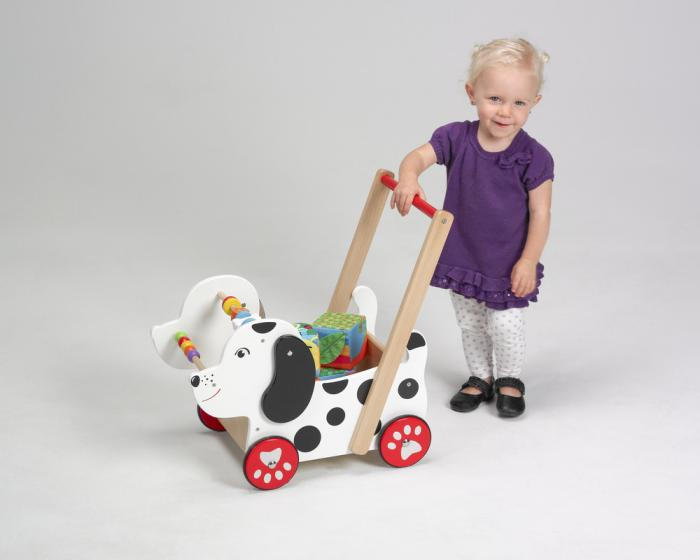 The Original Toy Company Doggie Baby Walker