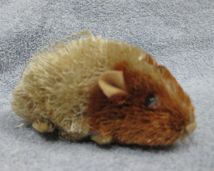 Brushart Guinea Pig Ornament