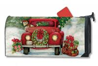 Magnet Works Bringing Home the Tree Mailwrap