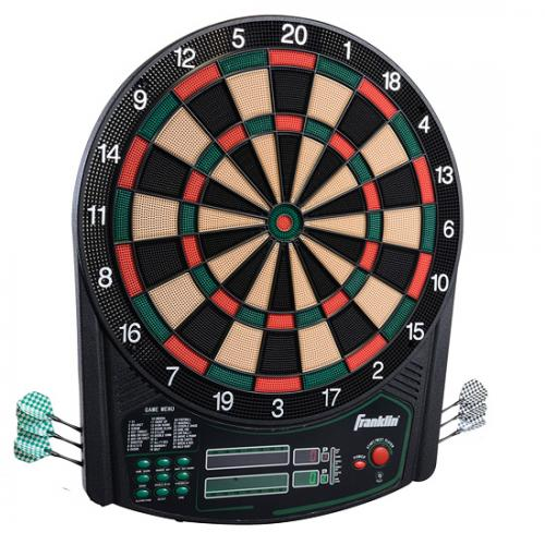 "Franklin Sports FS6000 15.5"" Electronic Dartboard"