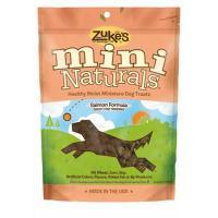Zukes Salmon Mini Naturals 6 Oz