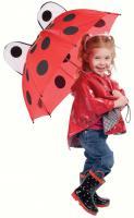 Toysmith Ladybug Umbrella