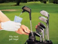 Club Champ Kooler Klub, Golf Club Looking Drink Dispencer