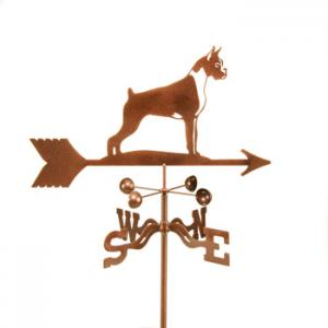 EZ Vane Boxer Dog Weathervane