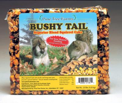 Pine Tree Farms 2.5 Pound Bushy Tail Cake