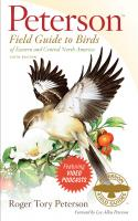 Peterson Books FG Peterson Birds Eastern Central NA 6th Edition