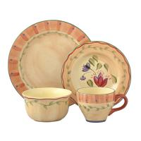 Pfaltzgraff Napoli 4 Pc Place Setting