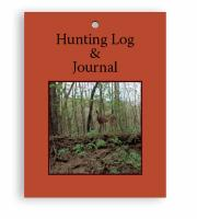Rome Industries Hunting Log & Journal