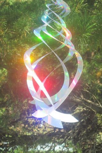 West Coast Design Crystal Spinner