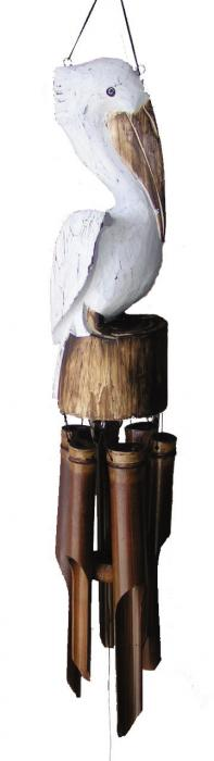 Cohasset Imports Pelican Wind Chime