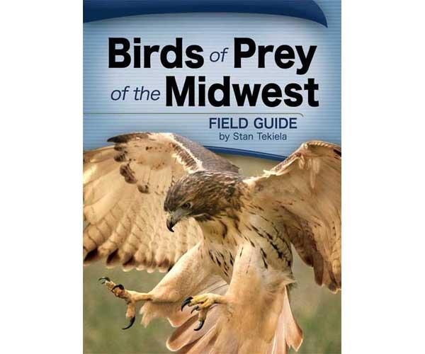 Adventure Publications Birds Prey of Midwest