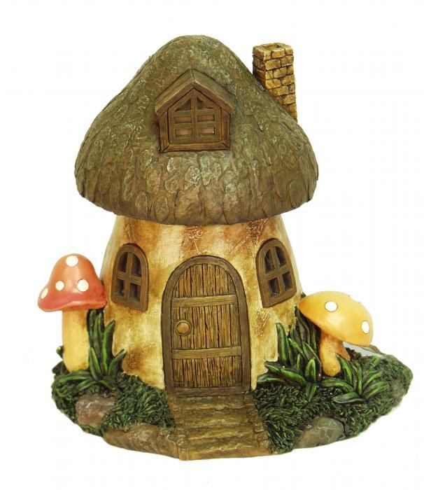 Echo Valley Solar Mushroom Home