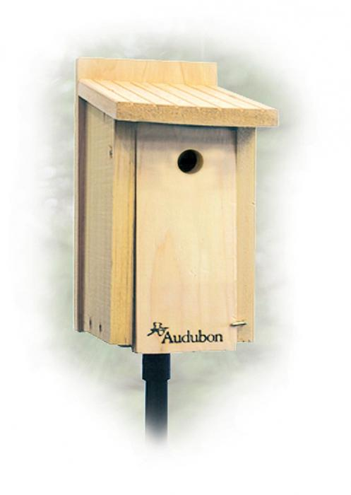 Woodlink Cedar Wren/Chickadee House