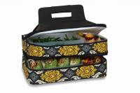 Picnic Plus Entertainer Hot & Cold Food Carrier - Provence Flair