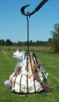 Songbird Essentials Birdie Bell w/nesting Material