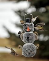 No-No Feeder Snowman Bird Feeder