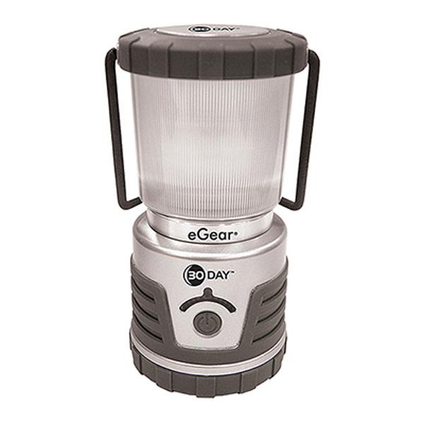 Ultimate Survival 30 Day Lantern, Silver, 3 D Batteries (Not Included)