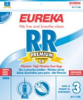 Eureka Style RR Filteraire Vacuum Cleaner Bags 18 Pack 61115B-6 for the 4800 Series