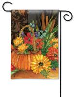 Magnet Works Autumn Tapestry Garden Flag