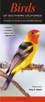 Quick Reference Publishing Birds of Southern California