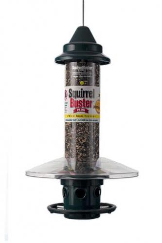Brome Squirrel Buster Plus Weatherguard, Clear Feeder Not Included
