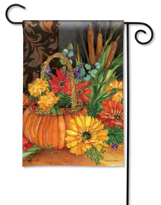 Magnet Works Autumn Tapestry Garden Flag
