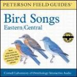 Peterson Books Bird Songs East/Central CD