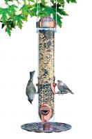 Perky Pet Festival 2-in-1 Thistle Bird Feeder