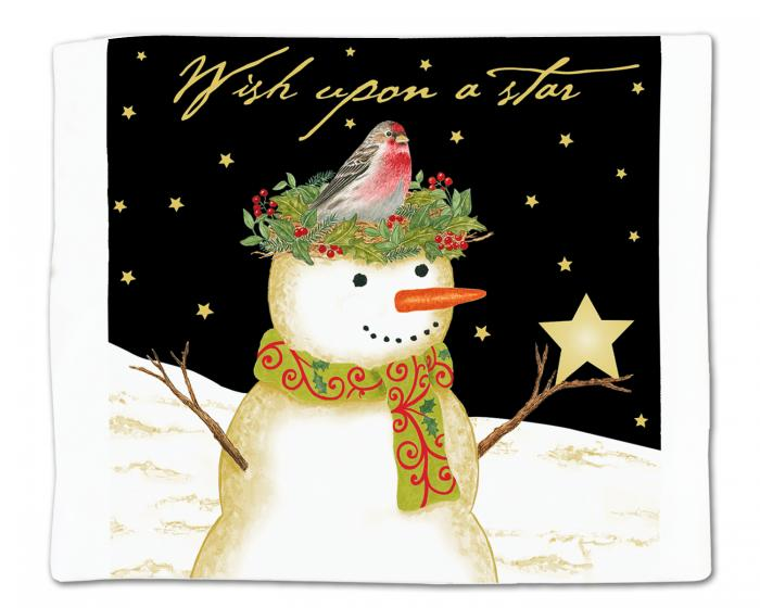 Alice's Cottage Wish Upon a Star Flour Sack Towel