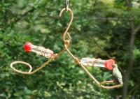 Songbird Essentials Tweeter Totter Hummingbird Bird Feeder