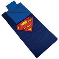 Olive Kids Superman Shield Sleeping Bag