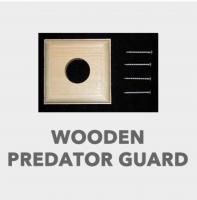 Coveside Wooden Predator Guard