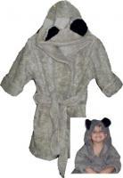 Teddy Bear Bath Robe